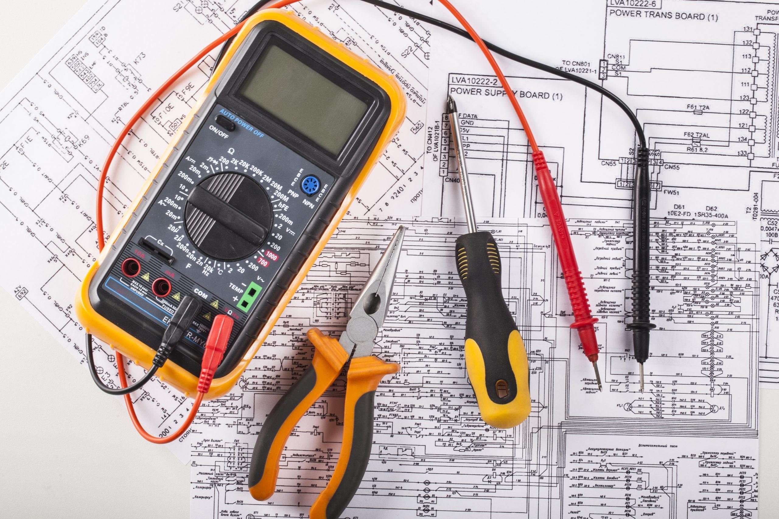 електро измервания